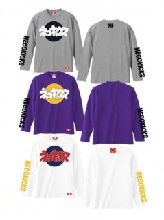 NECOKICKS×145 L/S Tee