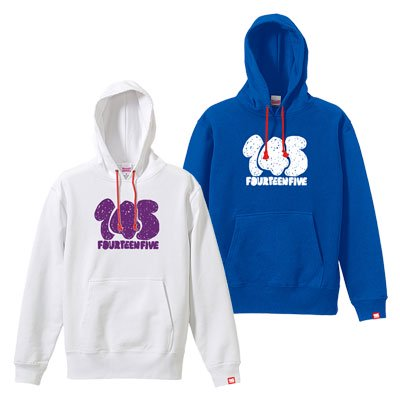 <img class='new_mark_img1' src='https://img.shop-pro.jp/img/new/icons5.gif' style='border:none;display:inline;margin:0px;padding:0px;width:auto;' />145 AandR logo Hoodie