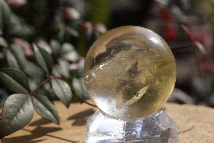 ゴールデンカルサイト・スフィア003の画像