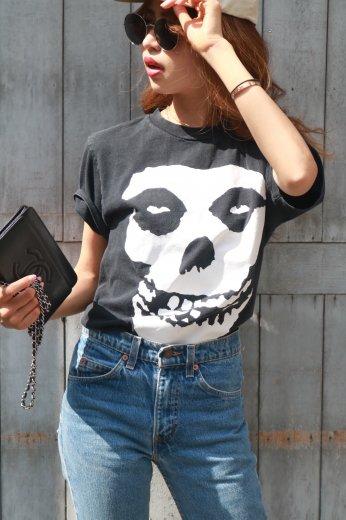 【vintage】The Misfits rock T-shirt