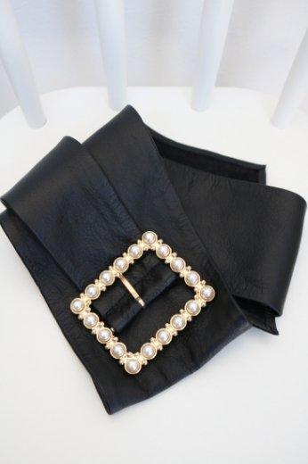 pearl square belt