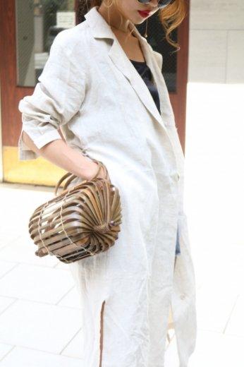 banboo basket handbag