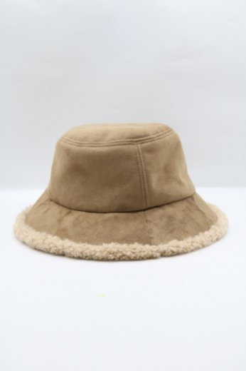 mouton bucket hat / brown