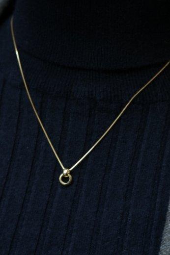 swing cross rings elegance chain necklace