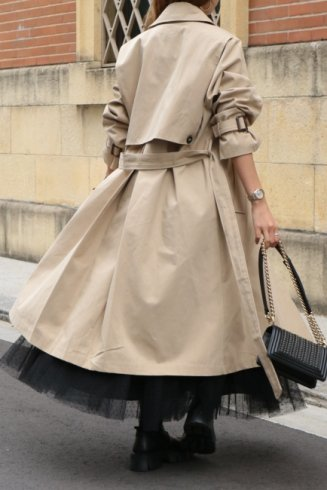 <img class='new_mark_img1' src='https://img.shop-pro.jp/img/new/icons57.gif' style='border:none;display:inline;margin:0px;padding:0px;width:auto;' />square storm shield balmacaan coat (belt set) / beige