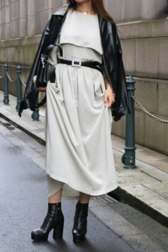 <img class='new_mark_img1' src='https://img.shop-pro.jp/img/new/icons14.gif' style='border:none;display:inline;margin:0px;padding:0px;width:auto;' />square bib collar retro flare dress / mint