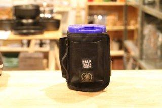 ウェットティッシュカバー  HALF TRACK PRODUCUTS(ハーフトラックプロダクツ)ブラック