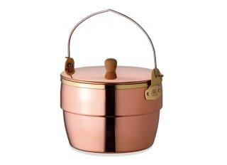 コッパーオークポット Copper Oak Pot