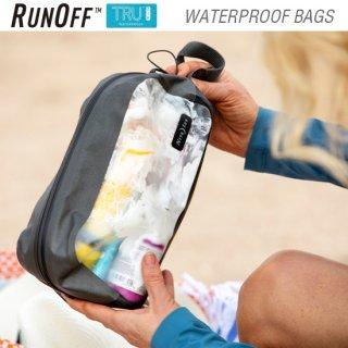 ランオフ ウォータープルーフトラベルバッグ 防水・防塵規格IP67(国際標準規格)