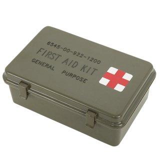 デッドストック アメリカ軍 新品 FIRST AID KIT メディカルボックス