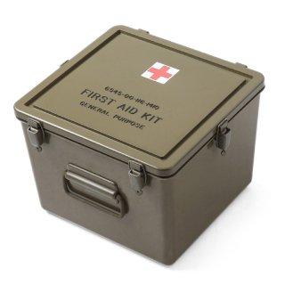 デッドストック アメリカ軍 新品 プラスチック メディカルボックス
