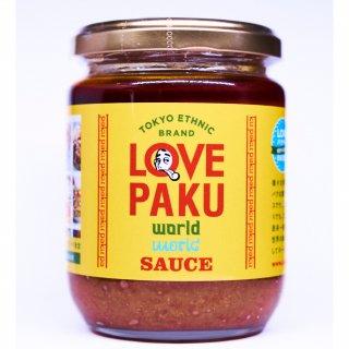 東京生まれのエスニックソース LOVEPAKU(ラブパク)(旧ラブパクチーソースナチュラル)