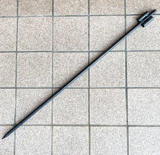 kaze hanger compact (カゼハンガー 追加オプション) ポール単品(二股ポール仕様)