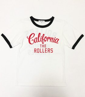 <img class='new_mark_img1' src='https://img.shop-pro.jp/img/new/icons41.gif' style='border:none;display:inline;margin:0px;padding:0px;width:auto;' />CALIFORNIA ROLLERS RINGER TEE