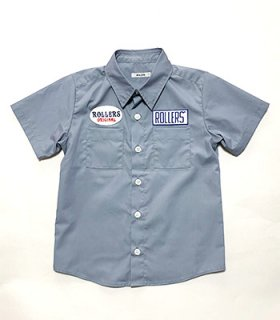 <img class='new_mark_img1' src='https://img.shop-pro.jp/img/new/icons13.gif' style='border:none;display:inline;margin:0px;padding:0px;width:auto;' />ROLLERS TOKYO WORK SHIRT