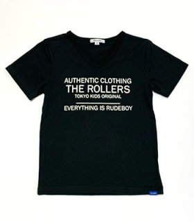 <img class='new_mark_img1' src='https://img.shop-pro.jp/img/new/icons13.gif' style='border:none;display:inline;margin:0px;padding:0px;width:auto;' />THE ROLLERS VNECK TEE