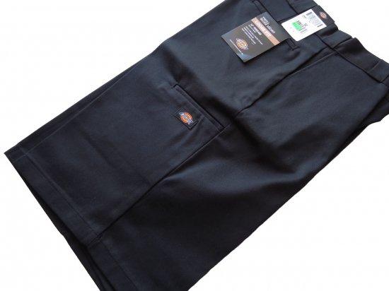 Dickies ディッキーズ 42283 Twill Work Short Loose Fit 13in ショーツ ブラック USA規格