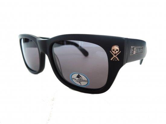 BLACK FLYS ブラックフライ USA SULLEN FLY2 Collab Sunglass Polarized 偏光レンズ サングラス BLK