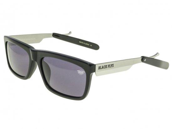 BLACK FLYS ブラックフライ USA FLY RAZOR 2 マットブラック 偏光レンズ サングラス