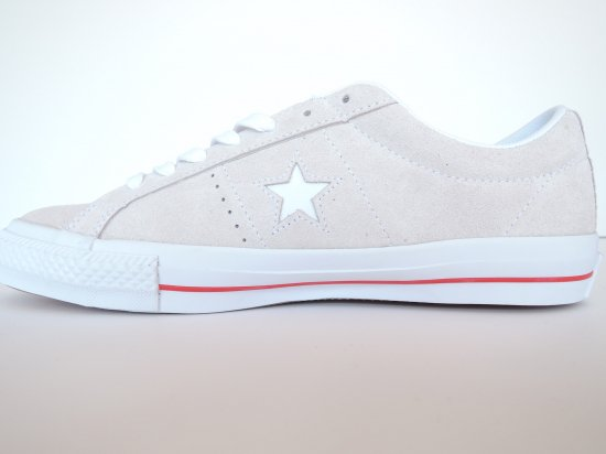 CONVERSE コンバース ONE STAR SKATE ワンスター EGRET WHITE ホワイト CONS US9.5