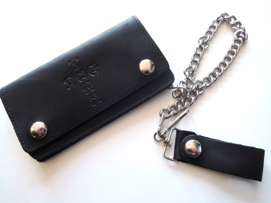 DOG TOWN ドッグタウン  LEATHER CHAIN WALLET ウォレット