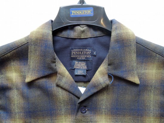 PENDLETON ペンドルトン Board Shirts  BlueOmbre