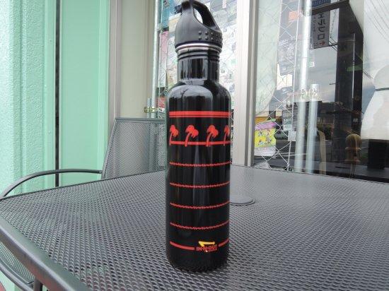 IN-N-OUT BURGER イネナウト インアンドアウト BLACK WATER BOTTLE ウォーターボトル 水筒