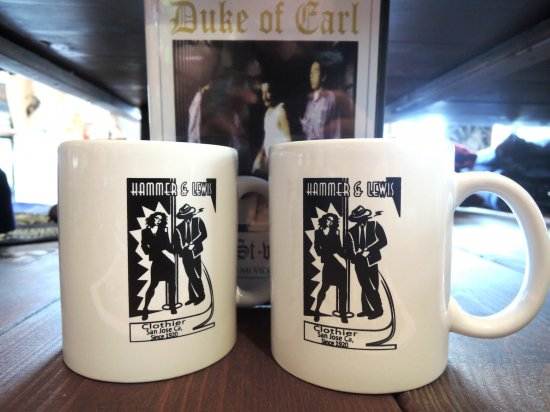 HAMMER&LEWIS  COFFEE MUG マグカップ