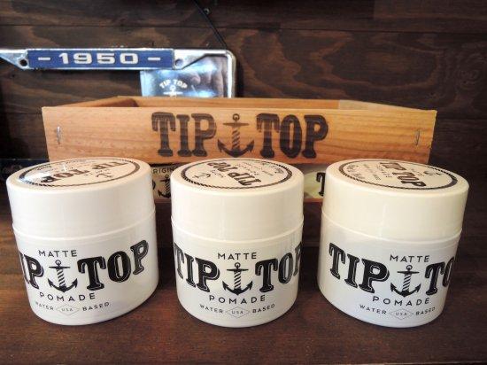 TIP TOP POMADE チップトップポマード Matte Pomade マットポマード