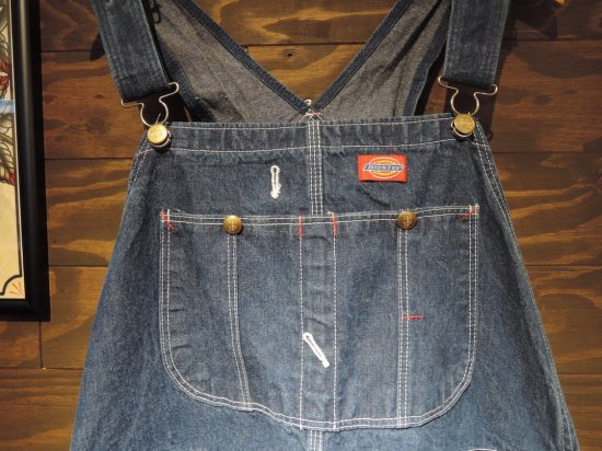 Dickies ディッキーズ  MADE IN USA Overall オーバーオール  USED40