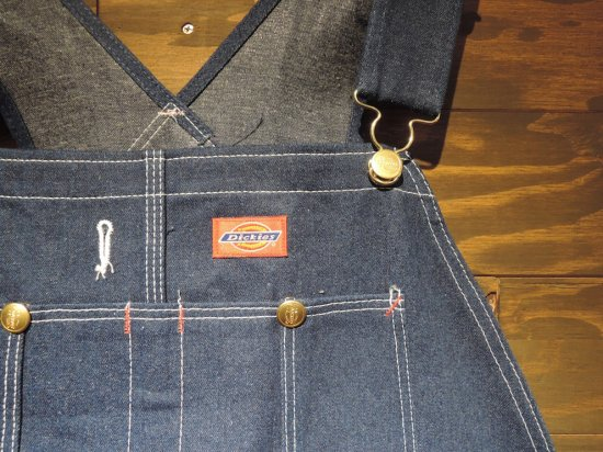 Dickies ディッキーズ  MADE IN USA Overall オーバーオール  デッドストック40