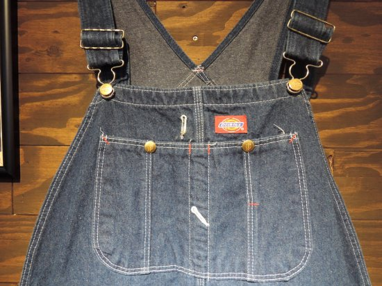 Dickies ディッキーズ  MADE IN USA Overall オーバーオール  USED42
