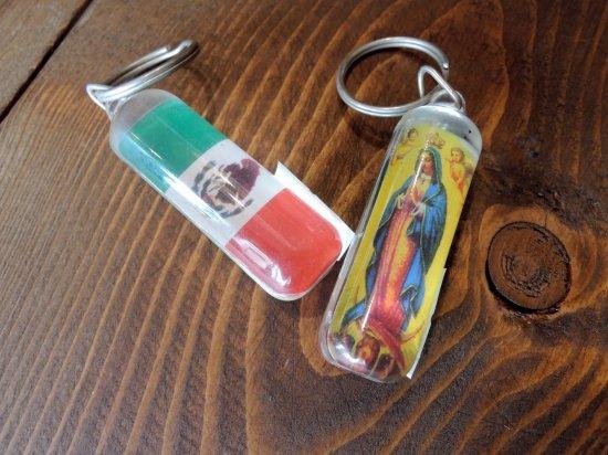 Mexico x Guadalupe  メキシコ x グアダルーペ キーホルダー