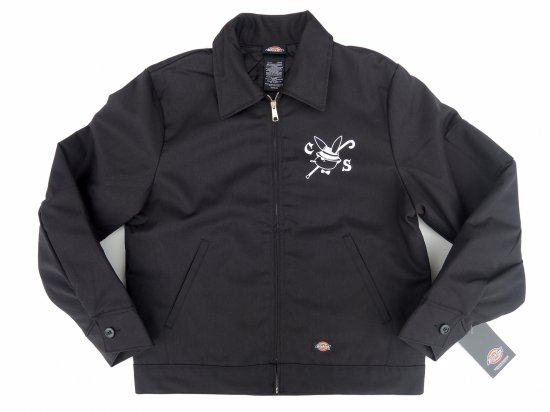 California Social Club  DICKIES TJ15  JKT ジャケット  ブラック