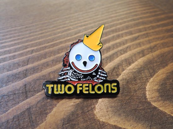 TWO FELONS SKATE SHOP ツーフェロンズ JACK PINS YEL