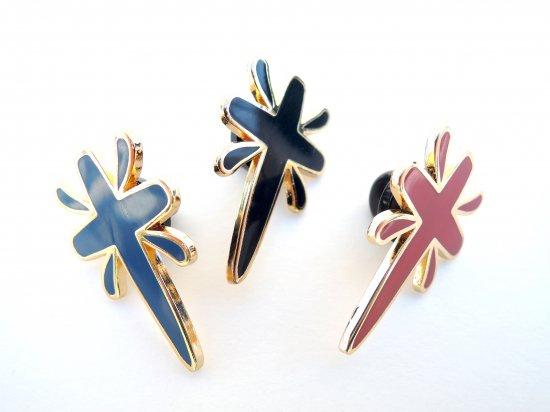 SRVNTZ サーヴァンツ  Pins Set ピンズセット Gold ゴールド