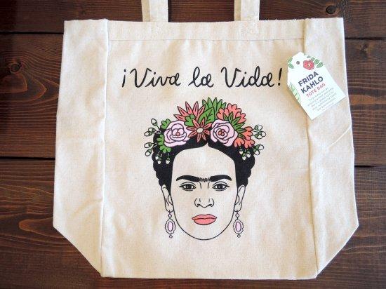 MI VIDA ミヴィダ Viva La Vida Frida Tote トートバッグ