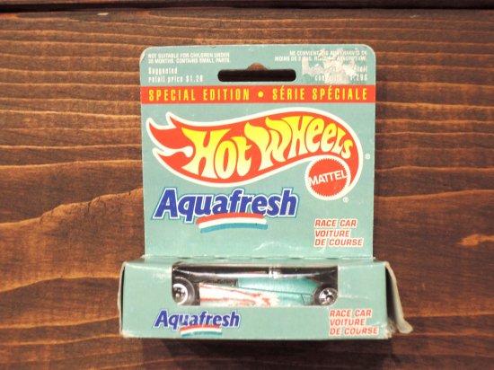 HOT WHEELS Aquafresh アクアフレッシュ