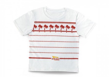 IN-N-OUT BURGER イネナウト DRINK CUP TODDLER T-SHIRT キッズTシャツ