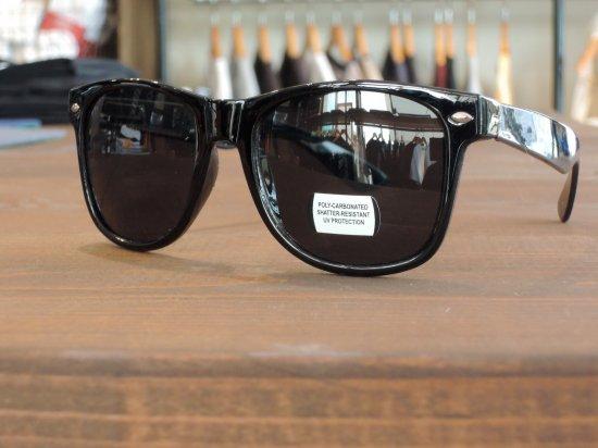STANDARD  Sunglass サングラス SHINY BLACK