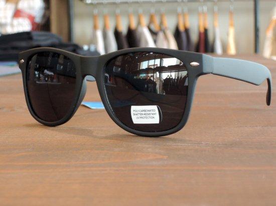 STANDARD  Sunglass サングラス MATTE BLACK