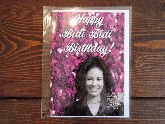ESPACIO1839 エスパシオ Original オリジナル Selena Greeting Card