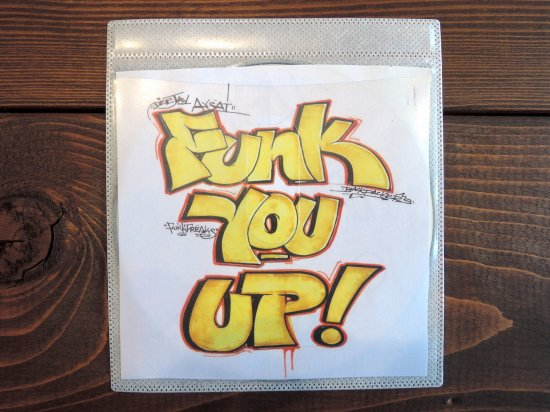 FUNK FREAKS ファンクフリークス BACKPACKERS DJ AYSAI  FUNK YOU UP!