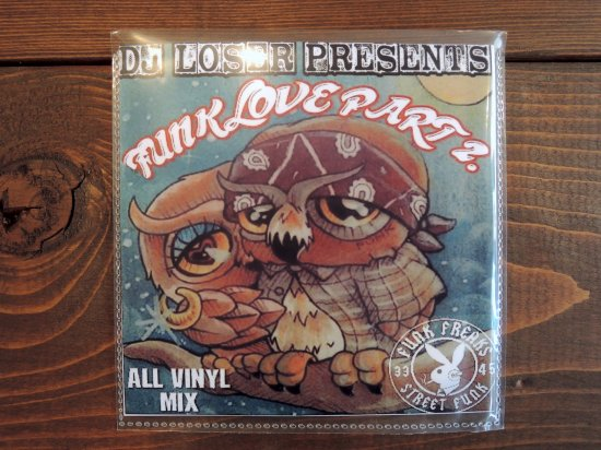 FUNK FREAKS ファンクフリークス   DJ LOSER   FUNK LOVE MIX PART2