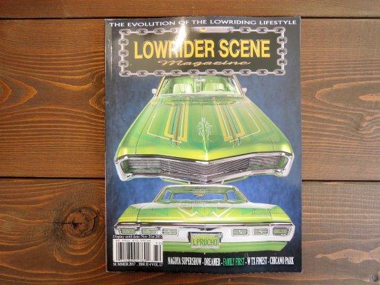 LOWRIDER SCENE MAGAZINE ローライダーシーン Vol.17 SUMMER 2017