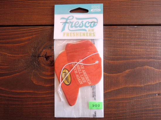 MEXICOOL  AIR FRESHENER エアーフレッシュナー Make America Smell Like Tacos Again Fresco Freshener