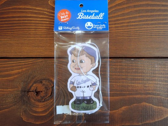 Ruthless Society AIR FRESHENER エアーフレッシュナー Los Angeles Baseball