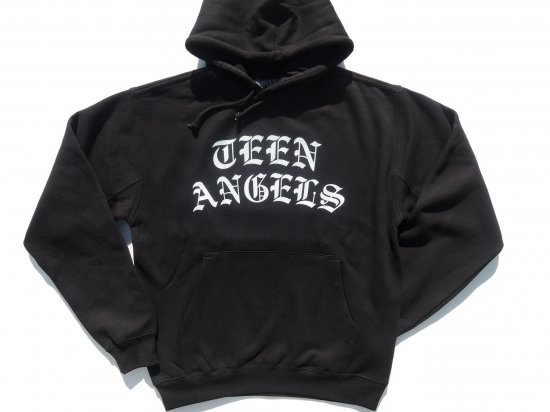 TEEN ANGELS ティーンエンジェルス OLD ENGLISH HOODIE HOODED PARKA