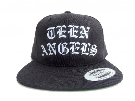 TEEN ANGELS ティーンエンジェルス OLD ENGLISH Snapbck キャップ