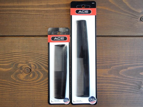 ACE Pocket Comb  ポケットコーム ACE FOR MEN